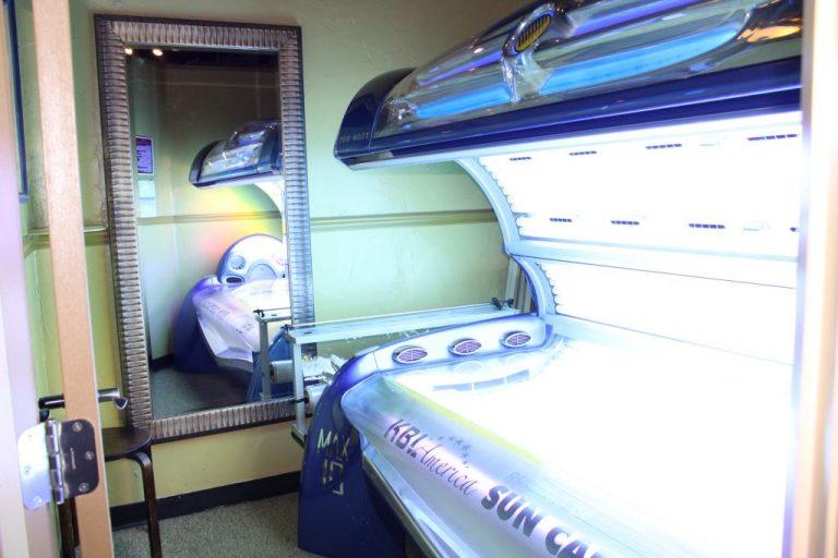 Sun Capsule Bed